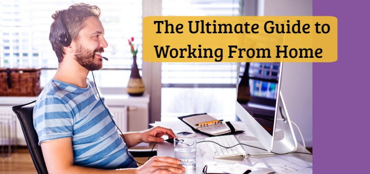 What No One Tells You About Working From Home - Mr. Happy Work