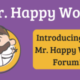 Mr. Happy Work Forum